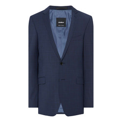 Allen Check Suit Jacket