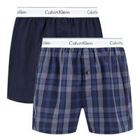 Two-Pack Modern Cotton Stretch Boxers