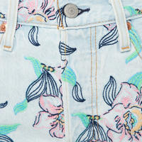Embroidered 501 Shorts