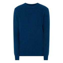 Zig Zag Knit Sweater