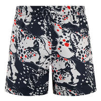 Mason Panther Print Swim Shorts
