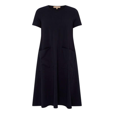 Two-Pocket A-Line Dress