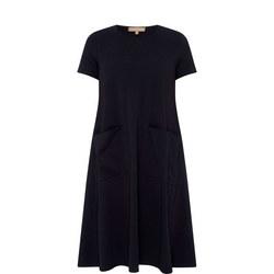 Two-Pocket A-Line Dress