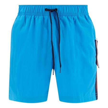 Logo Zip Shorts