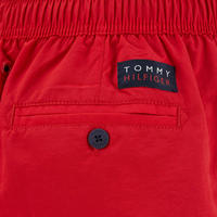 Crest Embroidered Shorts