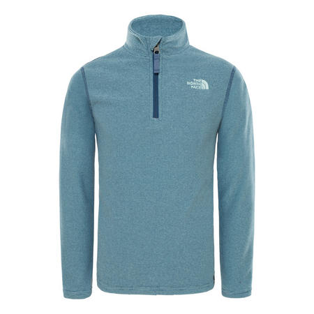 Boys Glacier Quarter Zip Fleece