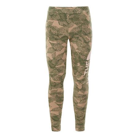 Girls Camouflage Leggings