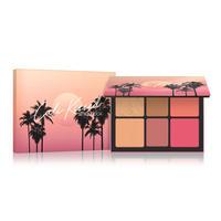 Cali Kissed Highlight + Blush Palette