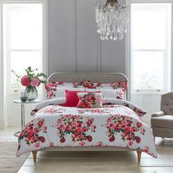 Roses Duvet Cover Pink