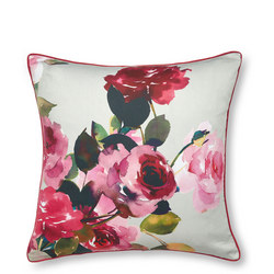 Roses Cushion Pink 45 x 45cm