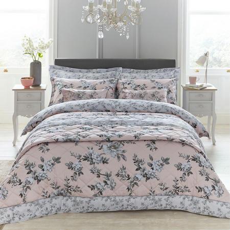 Isabelle Oxford Pillowcase Blush