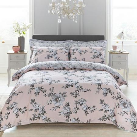 Isabelle Standard Pillowcase Blush