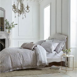 Cheverny Duvet Cover Grey