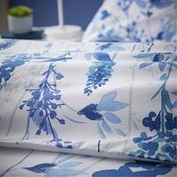 Hedgerow Duvet Set Blue