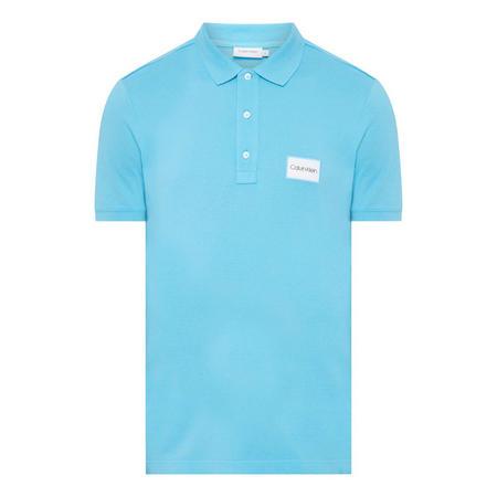 Patch Logo Polo Shirt
