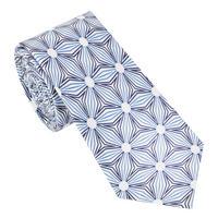 Geometric Pattern Tie