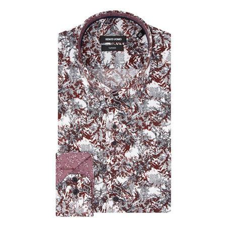 Stencil Leaf Shirt