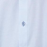 Textured Grid Print Shirt