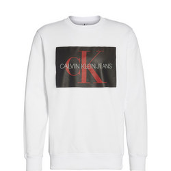 CK Logo Sweatshirt