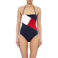 Colourblock Swimsuit