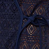 Crochet Wrap Kaftan