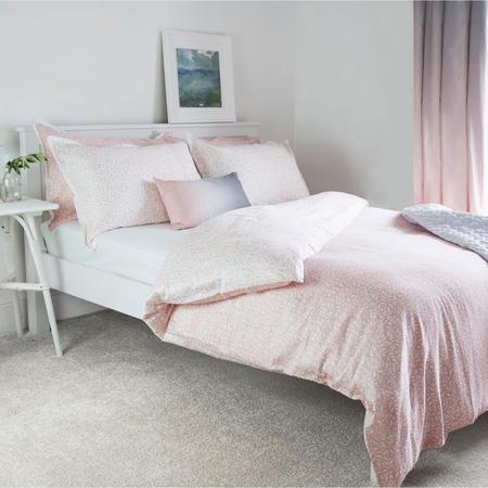 Sylia Duvet Set Pink