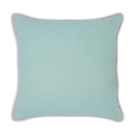 Twian Green Cushion