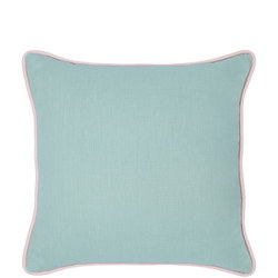 Twian Green Cushion 43 x 43cm