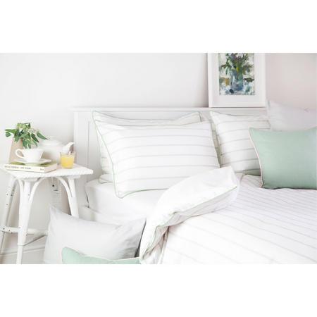 Dylan Housewife Pillowcase Grey