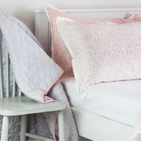Sylia Oxford Pillowcase Pink