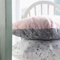 Ezra Grey Cushion