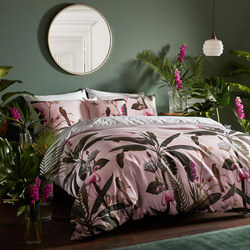 Pistachio Coordinated Bedding Pink