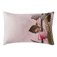 Pistachio Housewife Pillowcase Pink