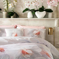 Cotton Candy Duvet Cover Pink