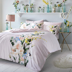 Elegant Coordinated Bedding