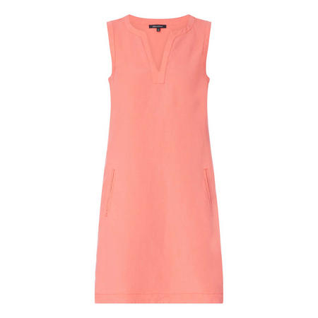 Woven Straight Fit Dress