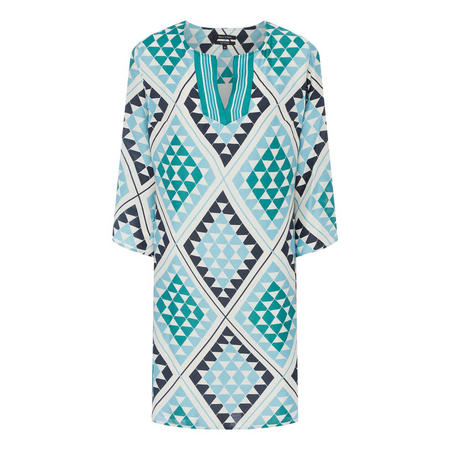 Graphic Print Tunic