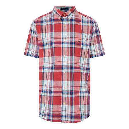Madras Check Shirt