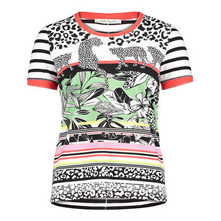 Multi-Print T-Shirt