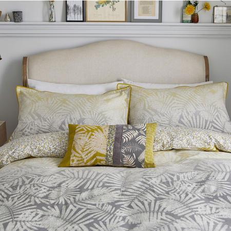 Espinillo Oxford Pillowcase Turmeric