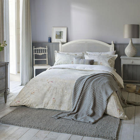 Chiswick Duvet Cover Silver