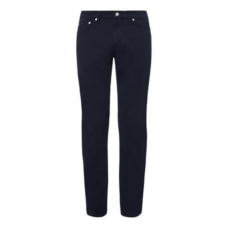 Cord Straight Trousers