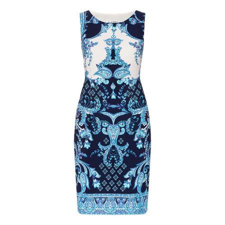 Paisley Floral Dress