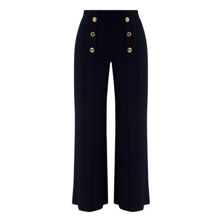 High Waisted Jambre Trousers