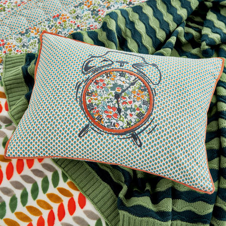 Dottie Cushion Spring Green
