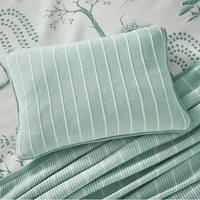 Willow Tree Cushion Aqua
