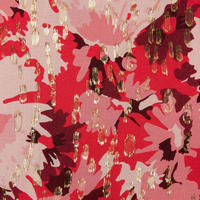 Peltro Floral Dress