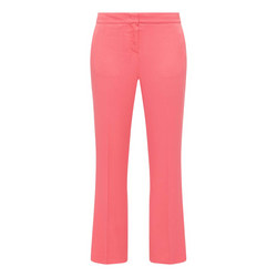 Pattini Solid Trousers