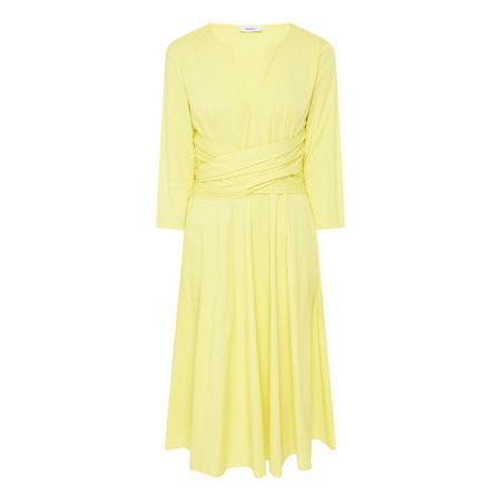 Disco Wrap Dress