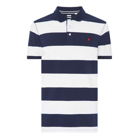 Melcombe Stripe Polo Shirt
